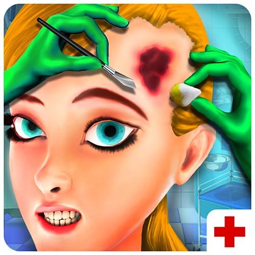 Chirurgie du cancer Mega Simulator - bouche, la peau, le traitement du cancer du rein et du cerveau