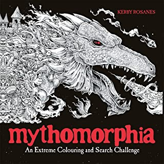 Mythomorphia: An Extreme Colouring and Search Challenge