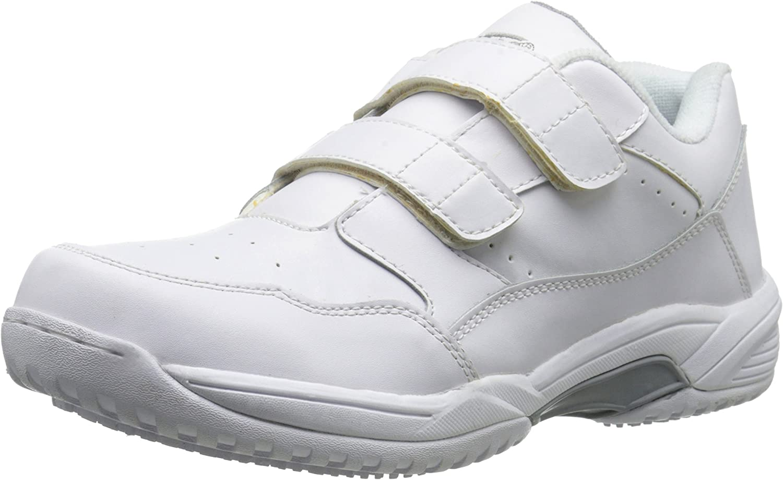 Ad Tec Sales results No. 1 Uniform Super sale Athletic Velcro Leather Men Non Work for M Shoes