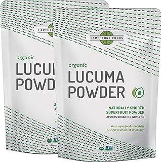 Lucuma Powder Organic | Premium Peruvian USDA & Paleo Certified Raw Vegan Superfood - Natural Sweetener - Perfect for Smoo...