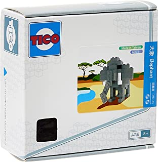 TICO Mini Bricks animal series Elephant T-9514