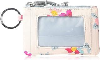 Vera Bradley womens Lighten Up Zip Id Case Multi Size: One Size