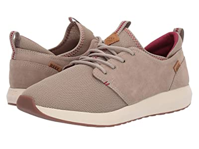 Reef Cruiser (Khaki/Cream/Red) Men