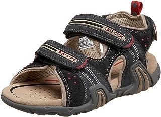 Geox Little Kid/Big Kid Safari Sandal