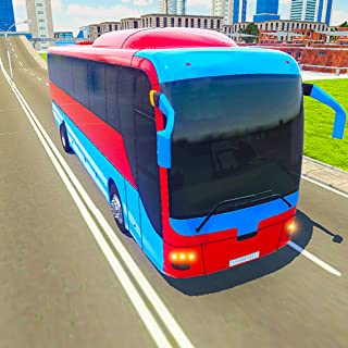 New City Coach Bus Driver Bus Driving Simulator