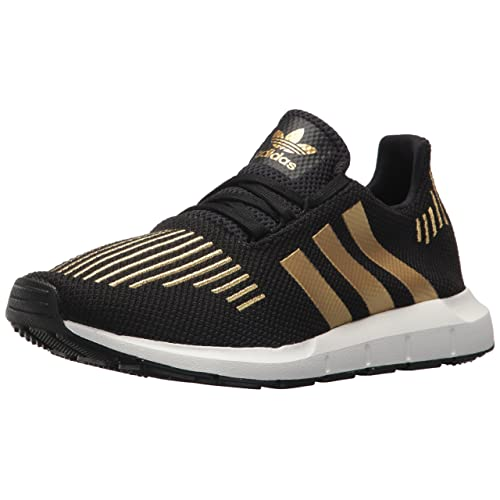 adidas black and gold womens shoes