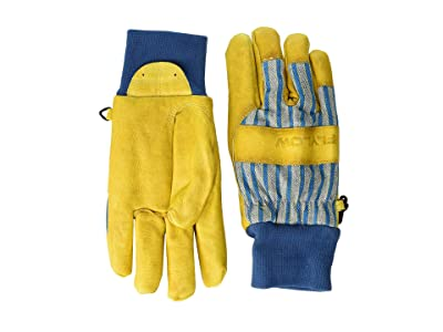 Flylow Tough Guy Gloves (Natural/Blue) Ski Gloves