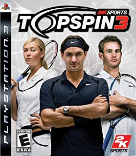 Top Spin 3 - Playstation 3