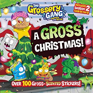 Grossery Gang: A Gross Christmas! (The Grossery Gang)
