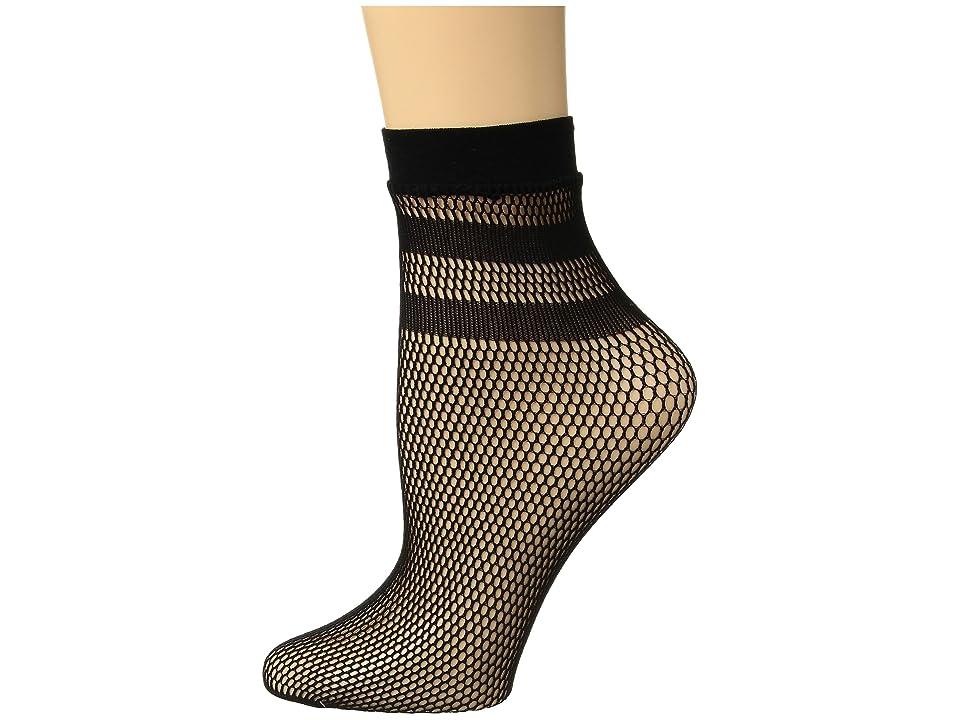 6273bb544cc Steve Madden 1-Pack Open Work Anklets (Black) Women