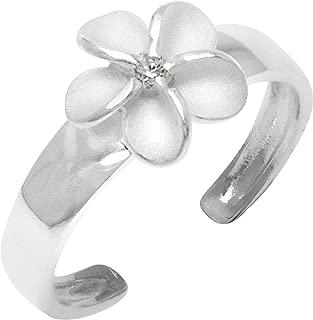 hawaiian toe ring jewelry