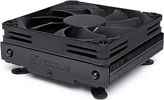 Noctua NH-L9i chromax.Black, Disipador de CPU de 92 mm y Bajo Perfil (Negro)
