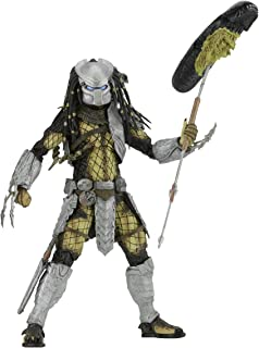 "NECA Predator - 7"" Scale Action Figure - Series 17 AvP Youngblood Action Figure"
