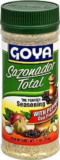 Goya Sazonador Total Con Pimienta, 11 Ounce