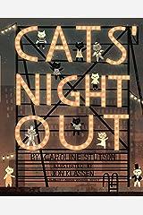 Cats' Night Out (Paula Wiseman Books) Kindle Edition