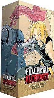 Fullmetal Alchemist Complete Box Set (Fullmetal Alchemist Boxset)