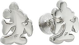 Cufflinks Inc. - Mickey Mouse Silhouette Cufflinks