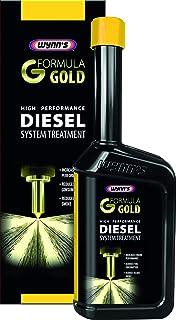 Wynns 76401 Formule Gouden Diesel Systeembehandeling, 500ml Volume