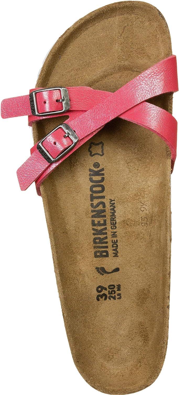 Birkenstock Almere BF W sandalen roze