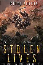 Stolen Lives: A LitRPG/GameLit Novel (The Underhill Chronicles Book 1)