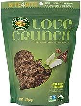 Nature's Path Organic Love Crunch Premium Granola, Apple Chia Crumble, 11.5 Ounce (Pack of 6)