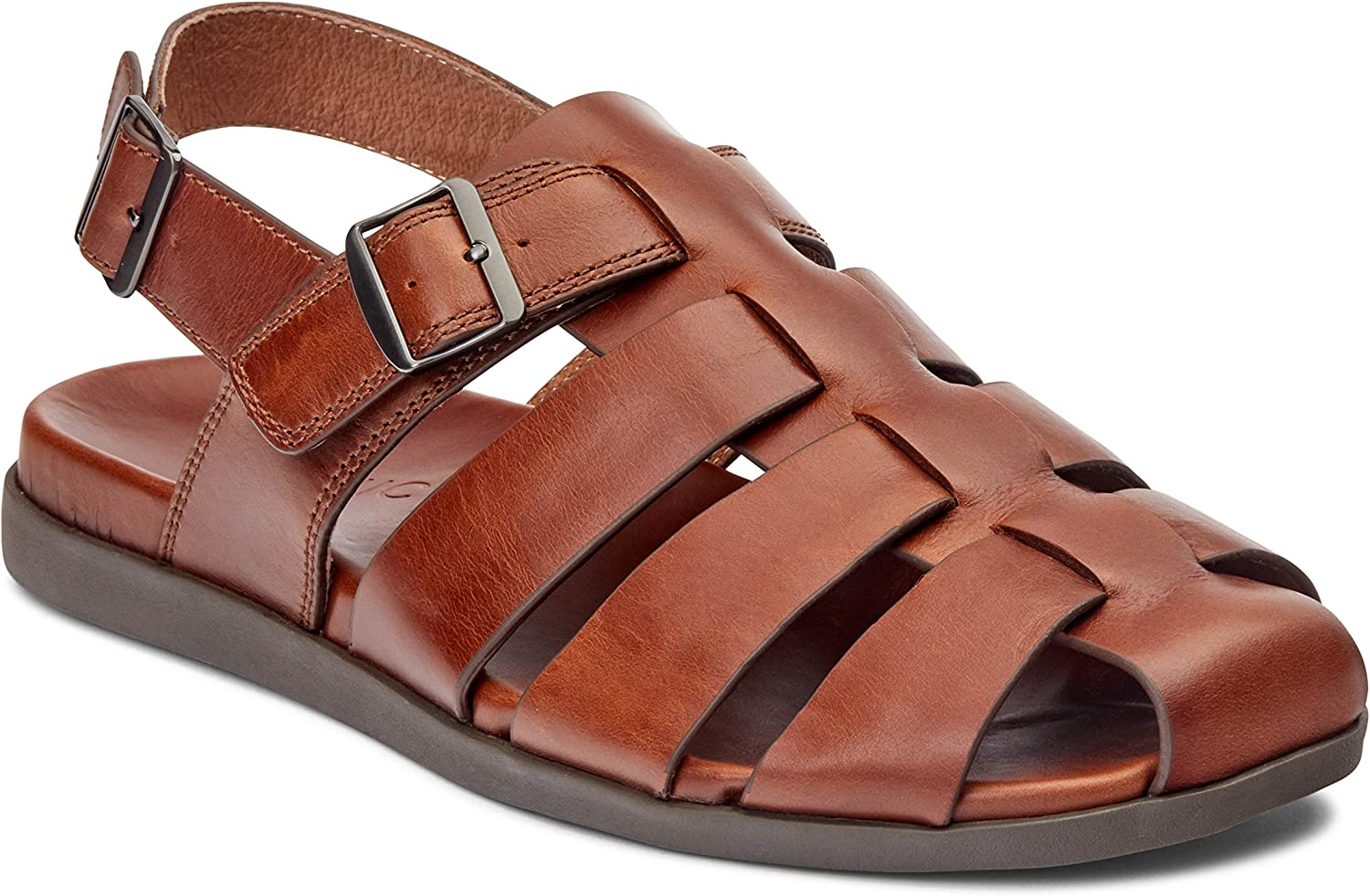 Vionic Men's Ludlow Gil Fisherman Sandal - with Concealed Orthotic Arch Support