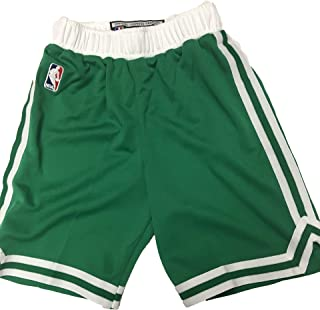 Outerstuff Boston Celtics Youth 4-7 Green Shorts