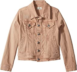 AG Adriano Goldschmied Kids - Maria Pigment Twill Jacket (Big Kids)