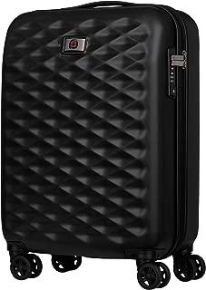 Wenger 604336 Lumen Hardside Carry-On Luggage, Black, 55 Centimeters