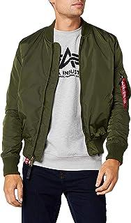ALPHA INDUSTRIES Men's Ma-Tt Bomber Jacket