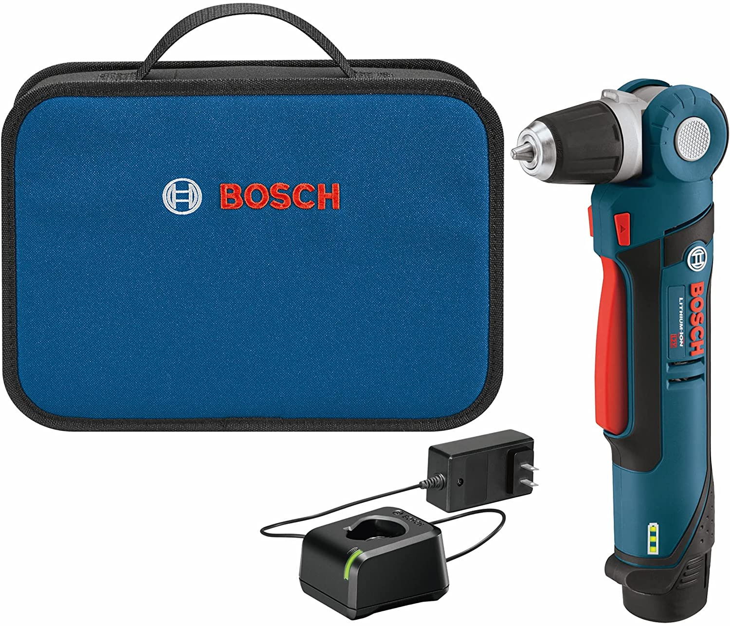 BOSCH PS11-102 Drill (Right Angle with Driver Kit)
