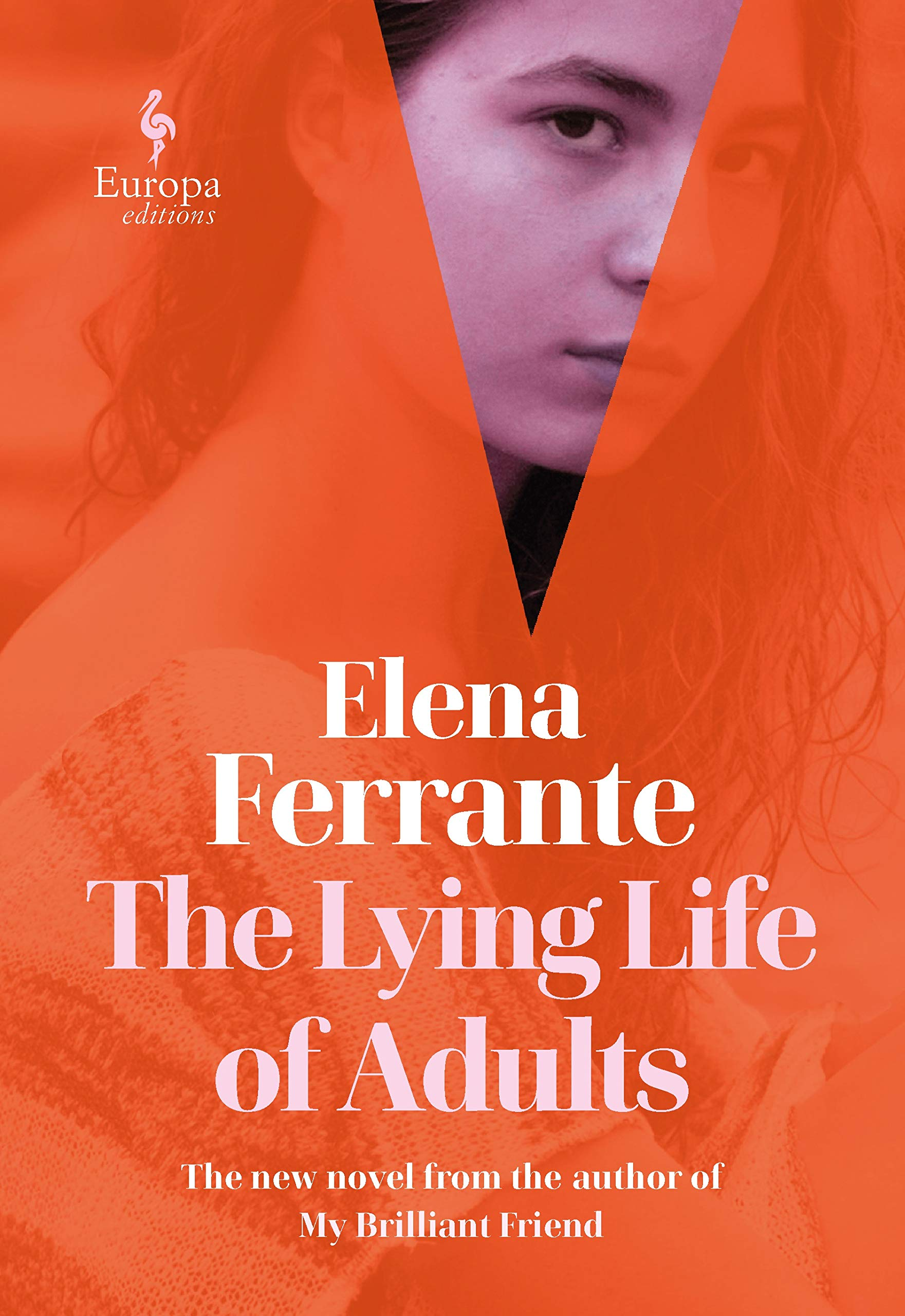 Cover image of The Lying Life of Adults by ELENA FERRANTE