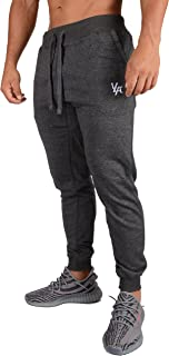 YoungLA Joggers Pants for Men Athletic Sweatpants Gym Workout Slim Fit with Pockets 216