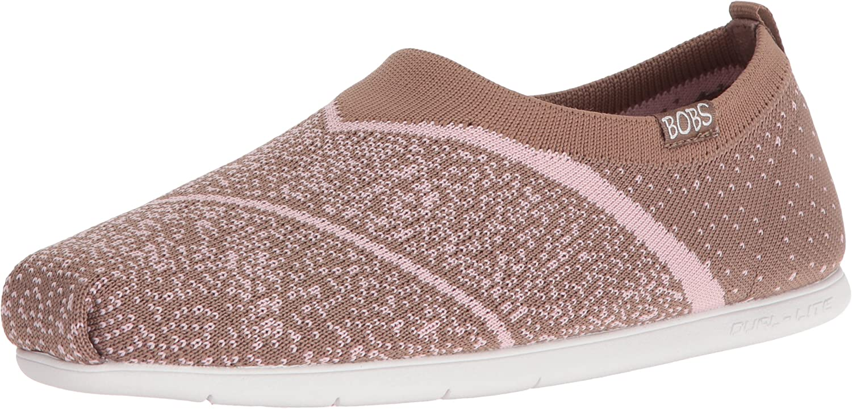 Skechers BOBS from Women's Plush Lite Sox Hop Flat