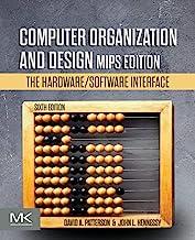سازماندهی و طراحی رایانه نسخه MIPS: رابط سخت افزار / نرم افزار (سری مورگان کافمن در معماری و طراحی کامپیوتر)