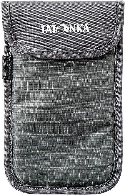 Handyhülle Tatonka Smartphone Case Schutzhülle Fürs Handy Mit Klettverschluss Deckel Und Gürtelschlaufe Sport Freizeit