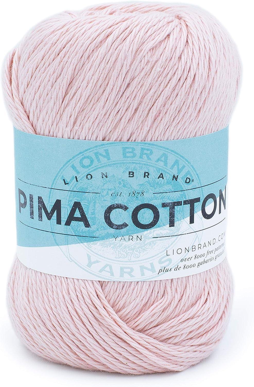Lion Brand Free Shipping Ultra-Cheap Deals New Yarn Cotton Pima Mademoiselle