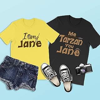 I'm Jane Shirt, Tarzan, Jane Porter, Disney Couple Shirt, Animal Kingdom Shirt, Disney Shirt Women, Best Friend Shirt, Couples Disney Shirts