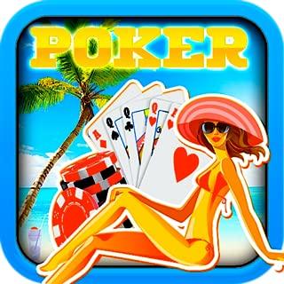 Bikini Luxury Beach Vacation Poker Free Games Poker HD Free Poker for Kindle Offline Poker Free Cards Game No Wifi No Internet Best Casino Games