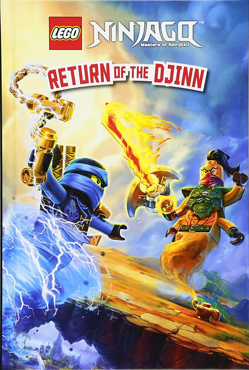 気体の階下曲げるReturn of the Djinn (LEGO Ninjago - Masters of Spinjitzu)