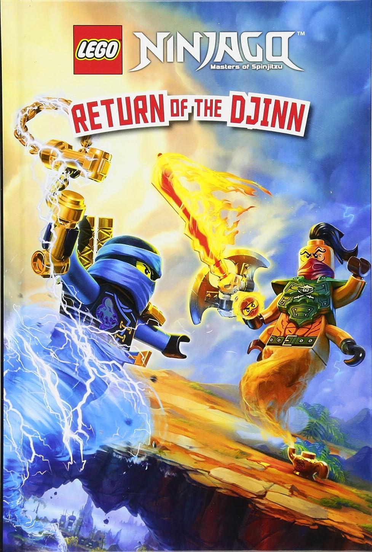 サンダー地質学ベンチReturn of the Djinn (LEGO Ninjago - Masters of Spinjitzu)