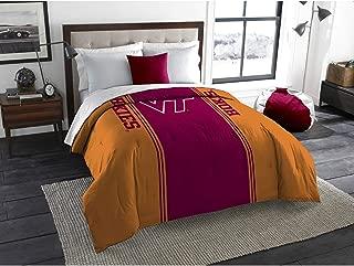 The Northwest Company NCAA Virginia Tech Hokies Mascot Twin/Full Bedding Comforter