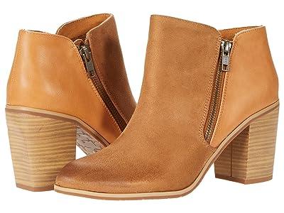 BC Footwear Quite Simple (Tan/Tan V-Suede) Women