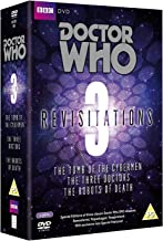 Doctor Who Revisitations 3 The Tomb of the Cybermen/The Three Doctors/The Robots of Death