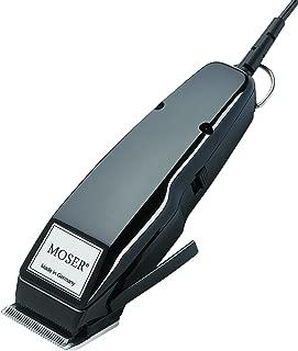 Moser 1400 - Máquina cortapelo para animales, Set Clam Shell