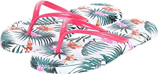 Miniso Women's Floral Series Flip Flops M 37/38 6941501516307