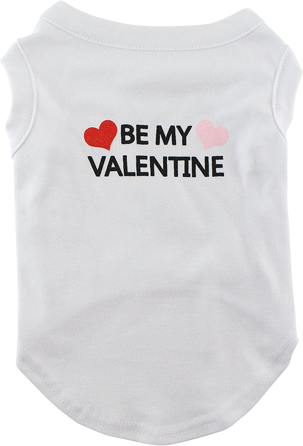 Be My Valentine Dog Shirt by Midlee (XLarge)