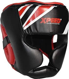 XPEED Boxing Headguard Protector Sparring Head Guard Medium For Men