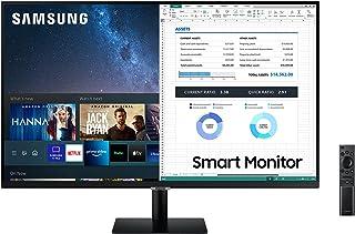 Samsung M7 Smart Monitor 32 inch beeldscherm VA met luidsprekers UHD randloze Smart TV apps