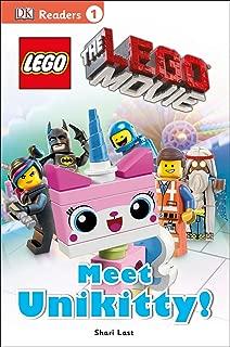 DK Readers L1: The LEGO Movie: Meet Unikitty! (DK Readers Level 1)